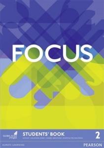 Обкладинка Focus 2 Students' book